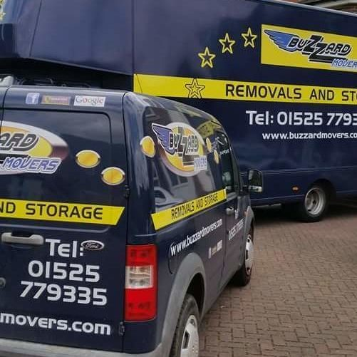 Leighton Buzzard Storage Solution