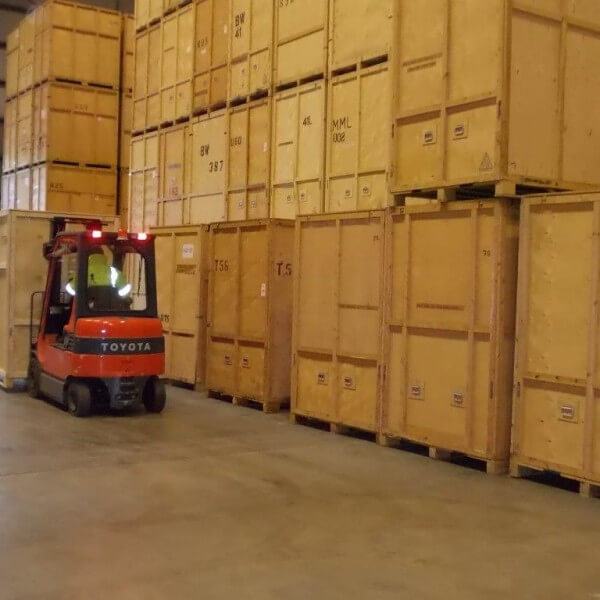 Storage In Leighton Buzzard
